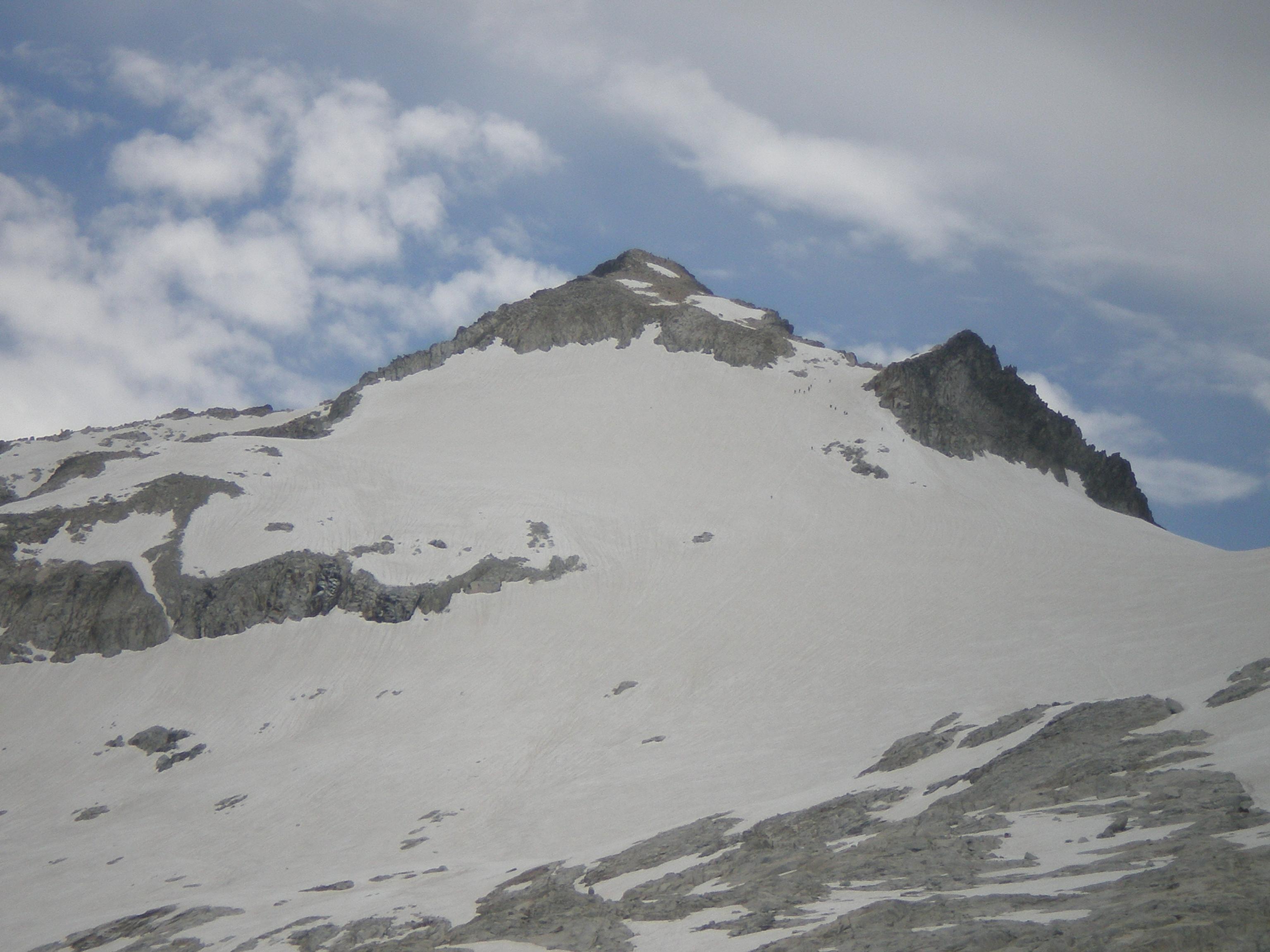 Pico Aneto - Pirineos